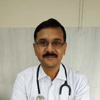 Dr Vyankatesh Shivane